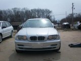 2001 Titanium Silver Metallic BMW 3 Series 330i Sedan #47350702