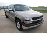 2002 Chevrolet Silverado 1500 LS Extended Cab Front 3/4 View