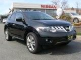 2010 Super Black Nissan Murano LE AWD #47350585