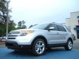 2011 Ingot Silver Metallic Ford Explorer Limited #47350598