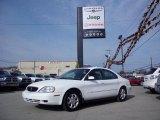 2000 Vibrant White Mercury Sable LS Sedan #47350733