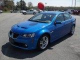 2009 Stryker Blue Metallic Pontiac G8 Sedan #47351107