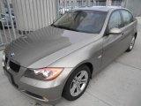 2008 Platinum Bronze Metallic BMW 3 Series 328xi Sedan #47351336