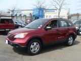 2007 Tango Red Pearl Honda CR-V LX 4WD #47351343
