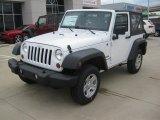 2011 Black Jeep Wrangler Sport 4x4 #47350919