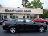 2008 Dark Blue Ink Metallic Ford Fusion SE #47402212