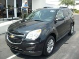 2011 Black Granite Metallic Chevrolet Equinox LT #47401928