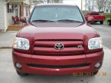 2005 Salsa Red Pearl Toyota Tundra Limited Double Cab 4x4 #47402094