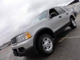 2003 Silver Birch Metallic Ford Explorer XLT 4x4 #47401811