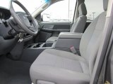 2007 Dodge Ram 1500 SLT Mega Cab 4x4 Medium Slate Gray Interior