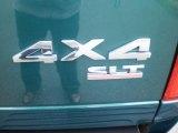 2003 Dodge Ram 1500 SLT Quad Cab 4x4 Marks and Logos