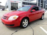 2007 Victory Red Chevrolet Cobalt LT Coupe #47402279