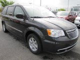 2011 Chrysler Town & Country Dark Charcoal Pearl