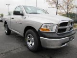 2011 Dodge Ram 1500 Bright Silver Metallic