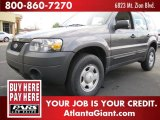 2006 Dark Shadow Grey Metallic Ford Escape XLS #47402515