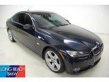 2008 Monaco Blue Metallic BMW 3 Series 335i Coupe #47402161