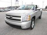 2007 Chevrolet Silverado 1500 Silver Birch Metallic