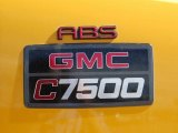 GMC C Series TopKick 2004 Badges and Logos