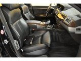 2002 BMW 7 Series Interiors