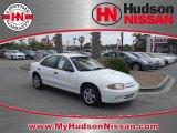 2003 Olympic White Chevrolet Cavalier LS Sedan #47444507