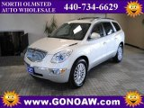 2008 White Diamond Tri Coat Buick Enclave CXL AWD #47444912