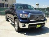 2011 Nautical Blue Toyota Tundra TSS Double Cab #47445254