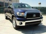 2011 Nautical Blue Toyota Tundra Double Cab #47445255