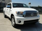 2011 Super White Toyota Tundra Limited CrewMax 4x4 #47445256