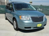 2010 Clearwater Blue Pearl Chrysler Town & Country LX #47445258