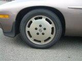 Porsche 928 1983 Wheels and Tires