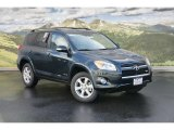 2011 Black Forest Metallic Toyota RAV4 V6 Limited 4WD #47444943