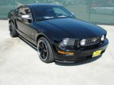 2005 Black Ford Mustang GT Premium Coupe #47445262