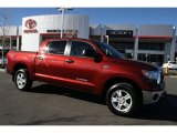 2010 Salsa Red Pearl Toyota Tundra SR5 CrewMax 4x4 #47444957