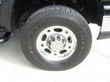 2006 Chevrolet Silverado 1500 LT Crew Cab Wheel