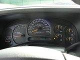 2006 Chevrolet Silverado 1500 LT Crew Cab Gauges