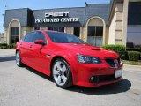 2009 Liquid Red Pontiac G8 GT #47445518