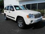 2006 Stone White Jeep Grand Cherokee Laredo #47444991