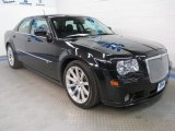 2008 Brilliant Black Crystal Pearl Chrysler 300 C SRT8 #47445537