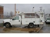 2001 Ford F350 Super Duty XL Regular Cab Bucket Truck Data, Info and Specs