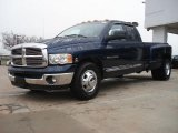 2004 Dodge Ram 3500 Patriot Blue Pearl