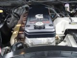 2004 Dodge Ram 3500 Laramie Quad Cab Dually 5.9 Liter OHV 24-Valve Cummins Turbo Diesel Inline 6 Cylinder Engine