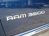 2004 Dodge Ram 3500 Laramie Quad Cab Dually Marks and Logos