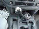 2007 Dodge Ram 3500 SLT Quad Cab Dually 6 Speed Manual Transmission