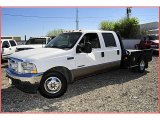 2001 Ford F350 Super Duty Lariat Crew Cab Chassis Data, Info and Specs