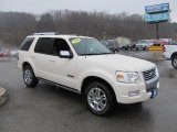 2008 Ford Explorer White Sand Tri coat
