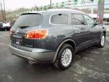 Cyber Gray Metallic Buick Enclave in 2011