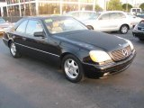 1999 Mercedes-Benz CL 500 Coupe