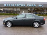 2010 Atlantis Green Metallic Ford Fusion SEL V6 #47445366
