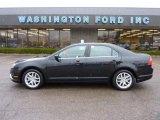 2010 Tuxedo Black Metallic Ford Fusion SEL #47445368