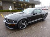 2007 Ford Mustang Shelby GT Coupe Data, Info and Specs